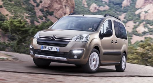 AdBlue® consumption for CITROËN Berlingo Multispace | AdBlue